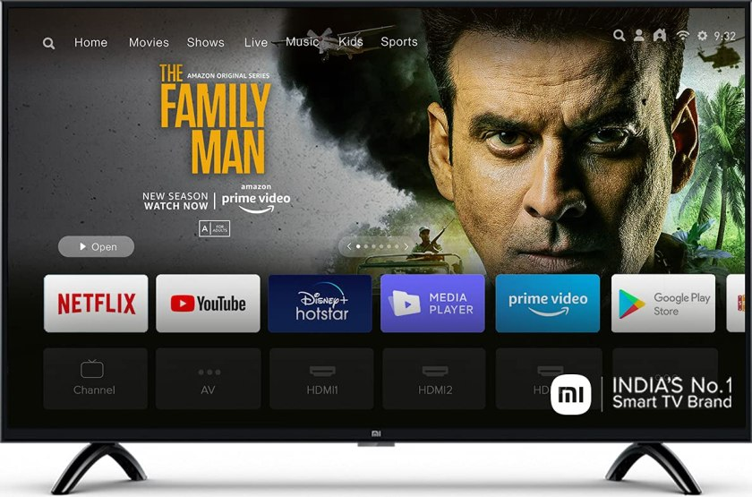 Amazon Navratri Sale: If you want to take a Smart TV to your home or office, then get up to 50% off on Navratri sales on Amazon.