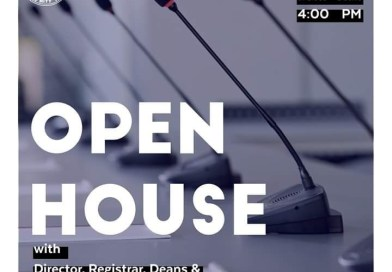 Report – Open House