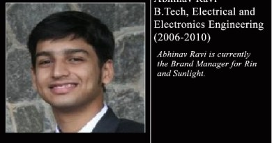 Interview: Abhinav Ravikumar (EEE – 2008)