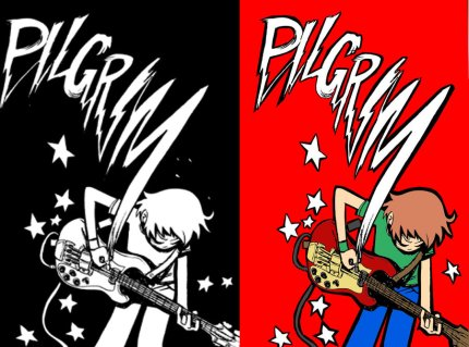 scott_pilgrim__black_and_white_colored_comparison_by_yoshisaredragons-d5992hi