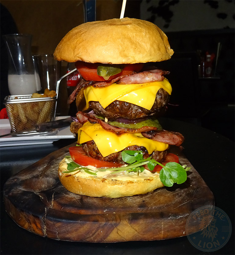 Steakout Michelin Star Inspired New Burger Menu Feed