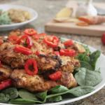 whole30 grilled ginger turmeric chicken recipe