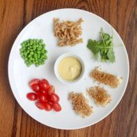 Plating food for kids: why deconstructed meals work