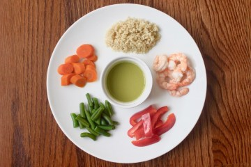 deconstructed meals child preference meal presentation serving healthy meals to children