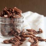 paleo toasted maple cinnamon pecan recipe