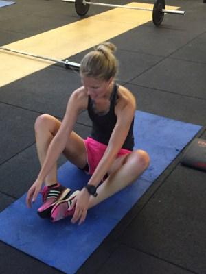CrossFit Fitness Bremen WOD