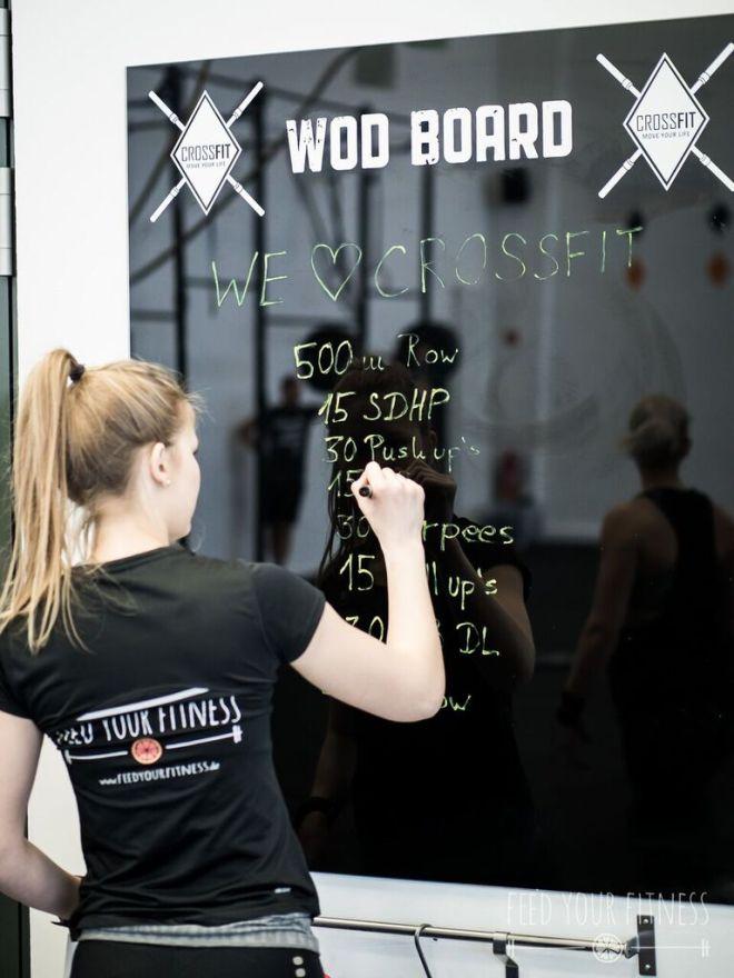 Valentinstag CrossFit WOD Biard