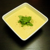 Mark Bittman's Creamy Curried Celery Root Soup - Vegetarian Style