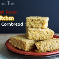 Go Make This: PPK Vegan Cornbread