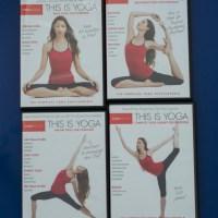 Friday Review: Tara Stiles, This is Yoga DVD Set