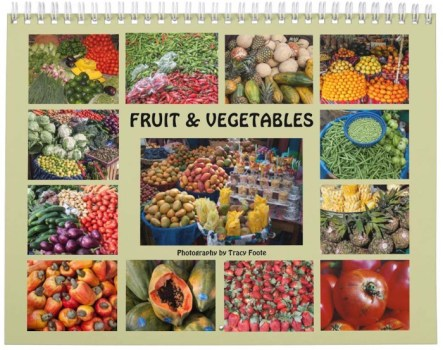 2016 Wall Calendars for the Veg Enthusiast!! | Feed Your Skull