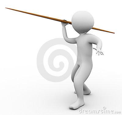 3d-man-javelin-throw-20665739