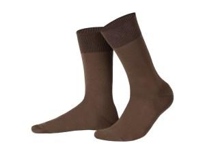 Шкарпетки з єгипетської бавовни (капучіно), колекція luxury