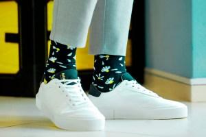 """Шкарпетки """"Ромашки"""" колекція Creative"""