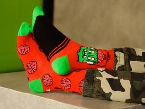 "Шкарпетки ""Мега-мозок"" колекція Creative"
