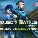 CÓPIA DO FORTNITE – PROJECT BATTLE PARA ANDROID