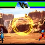 Super Fighter Z lite – O Melhor Dragon Ball 2D Para Android