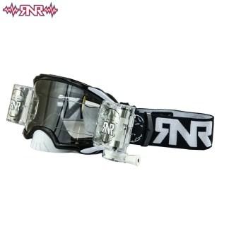 rnr platinum goggles black