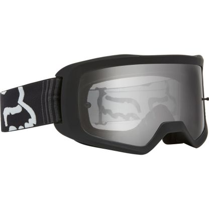 Fox Main II Race Goggles Black Adult