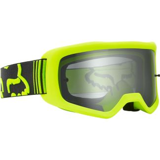 Fox Main II Race Goggles Flo Yellow Adult