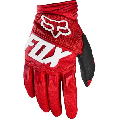 Fox Dirtpaw Red Glove 2020 Adults