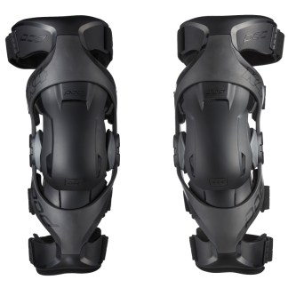 Pod Mx K4 2.0 Knee Brace Black Youth
