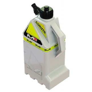 Matrix M3 Worx Utility Petrol Can Yellow