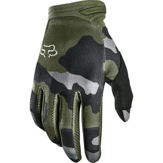 Fox Dirtpaw PRZM CAMO Youth Gloves