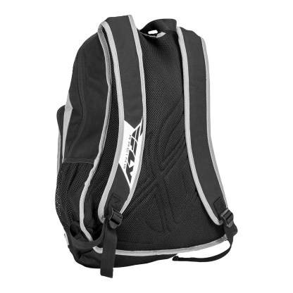 Fly Jump Backpack Grey/White Straps
