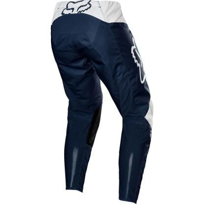 Fox 180 PRIX Navy Youth Pants Back