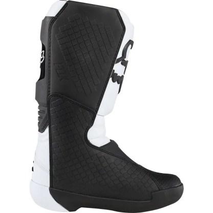 Fox Racing Comp Adult Motocross Boots White Innerside