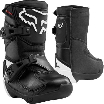 Fox Comp Boots Kids Black