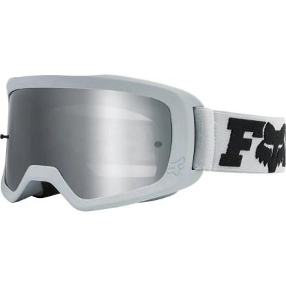 Fox Main ll Linc Spark Goggle Lens Light Grey Adult Side