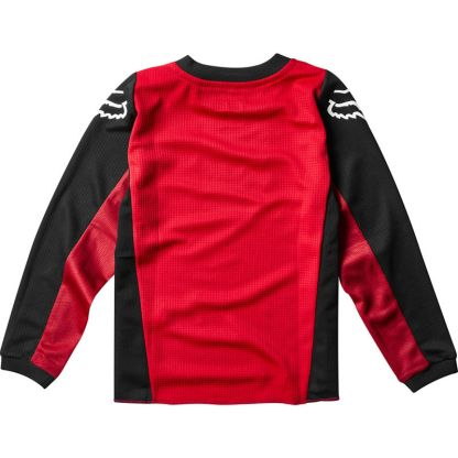 Fox 180 PRIX Pee Wee Jersey and Pants Set Jersey Back