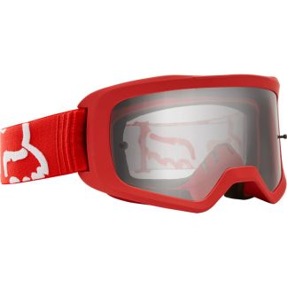 Fox Main II Race Goggles Red (Adult)