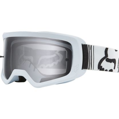 Fox Main II Race Goggles White (Adult) Side