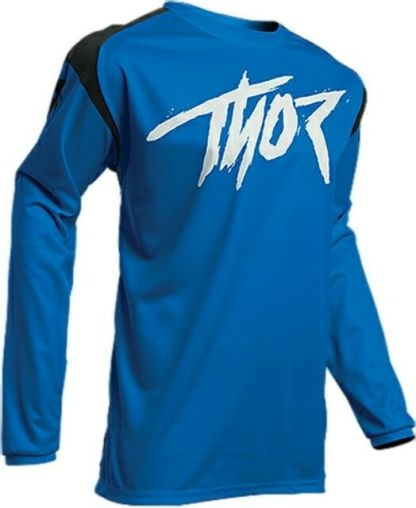 Thor Sector Link Jersey Blue/Black Youth