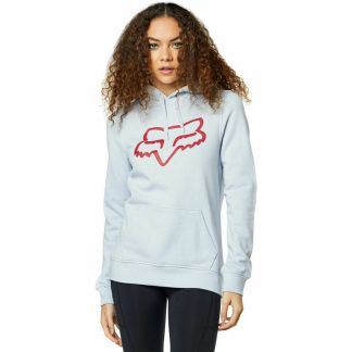 Fox Racing 2020 Centered Pullover Adult Hoodie Frost
