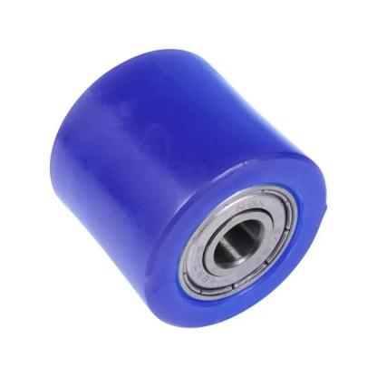 APICO CHAIN ROLLER 32 MM BLUE