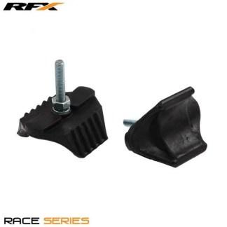 RFX Race Tyre Clamp (Black) 1.40/1.60 (WM1) Universal 85cc Front/Rear 125cc/600cc Front