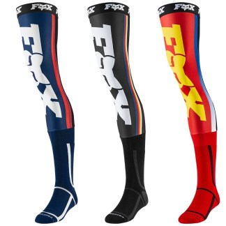 Fox Adult Linc Knee Brace Socks