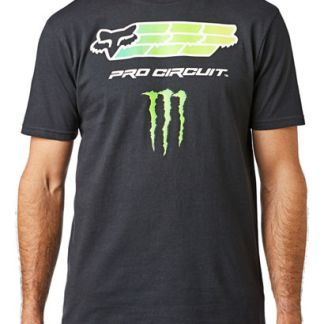 Fox Monster Pro Circuit T-Shirt Black