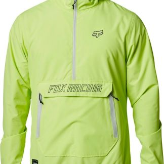 Fox Racing Savage Anorak Jacket Lime Adult