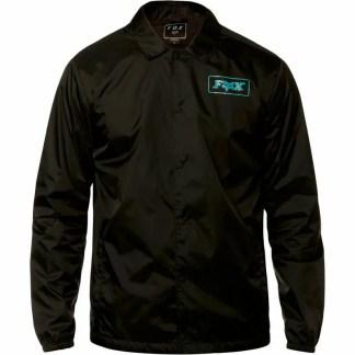 Fox Racing Adult Lad Jacket Colour Black Blue