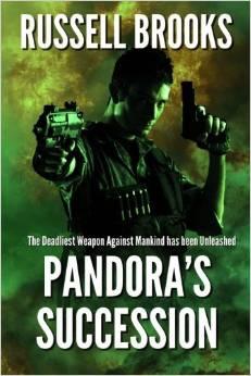 Pandora's Succession Book Cover