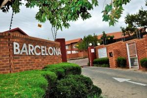 Barcelona 130 Fully Furnished 2-Bedroom Apartment To Let in The Reeds Centurion by Feel-at-Home Properties