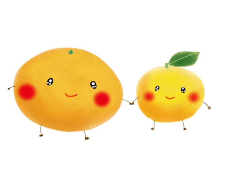 柚子みかん