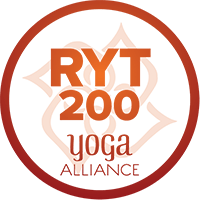Yoga Alliance Registered Yoga Teacher 200