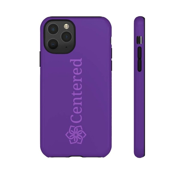 Iphone Centered Tough Phone Cases