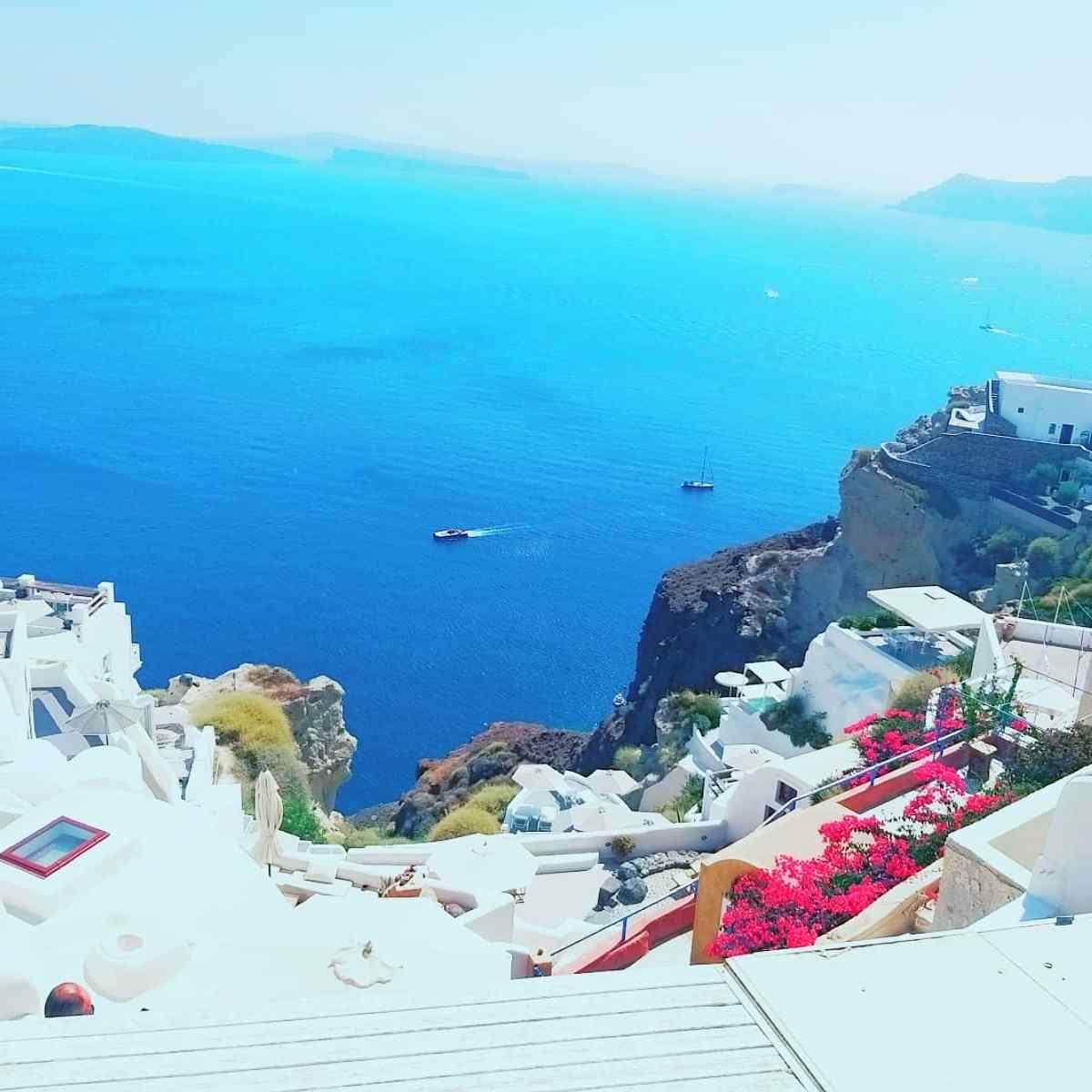 itinerario santorini - feeleasyway